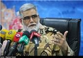 نشست خبری امیر پوردستان فرمانده نیروی زمینی ارتش