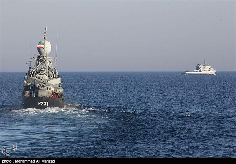 Iranian Navy Saves Oil Tanker from Pirates near Bab-el-Mandeb