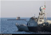 Iranian Admiral Affirms Warning to US Vessel