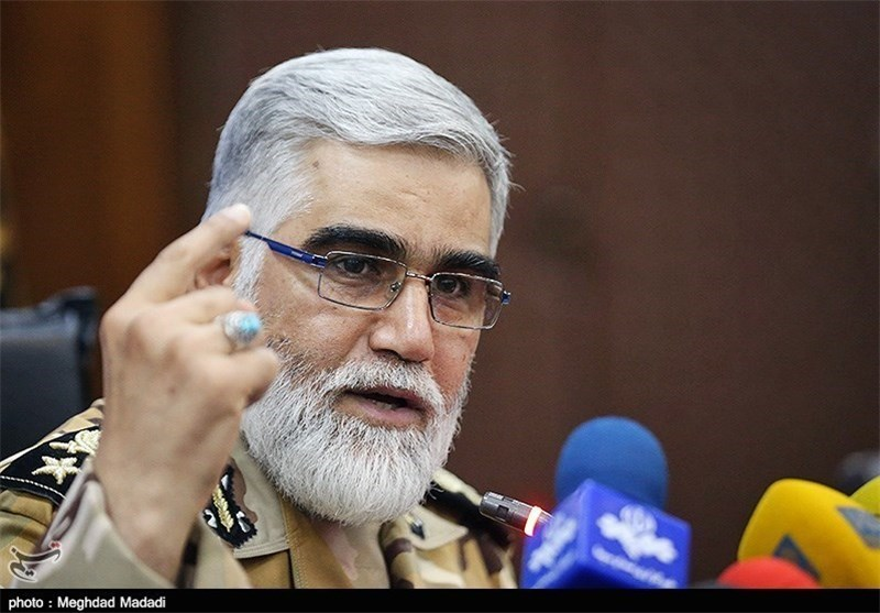 IRGC's Missile Attack Firm Response to Reactionary States: Commander