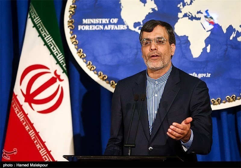 Spokesman Rejects Saudi FM's Allegation against Iran