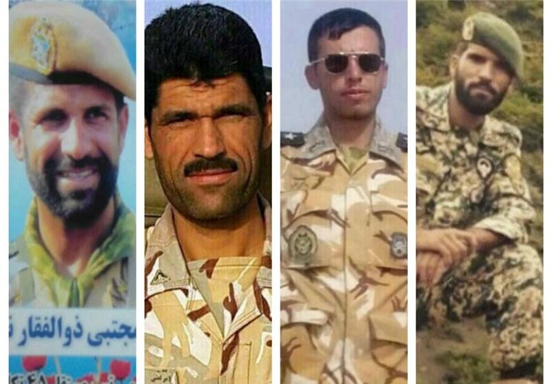 جزئیاتی از شهادت 4 مستشار ارتش جمهوری اسلامی در سوریه+ عکس