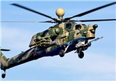 Two Russian Helicopter Pilots Die in Crash in Syria's Homs