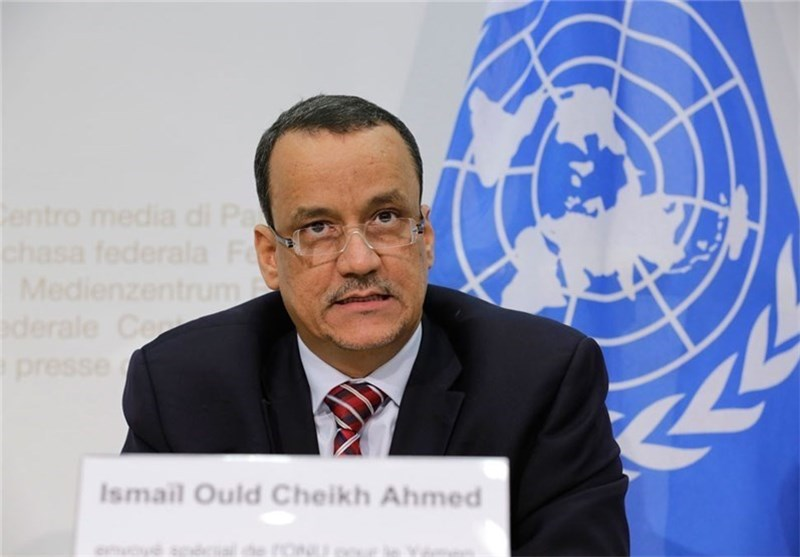 UN Envoy, Yemeni Parties Discuss Key Topics