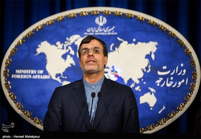 No Will in US to End Hostilities toward Iranian Nation: Spokesman
