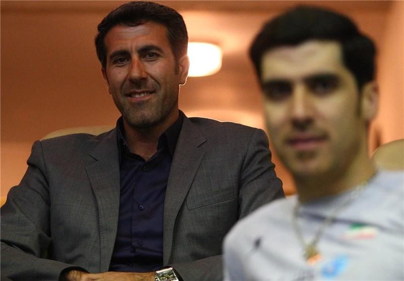 محمودی: با دست هم نمیشد قرعه به این خوبی برای ملیپوشان ایران تنظیم کرد