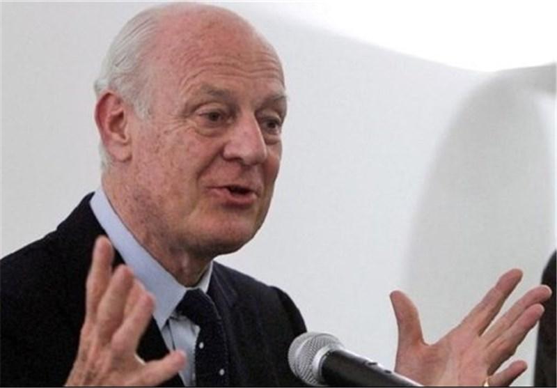 ڈی میسٹورا: 30 سالہ جنگ کو حل کرنا شام مسئلے کے حل سے آسان ہے