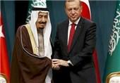 روابط دو جانبه و فلسطین، محور مذاکرات تلفنی اردوغان و ملک سلمان