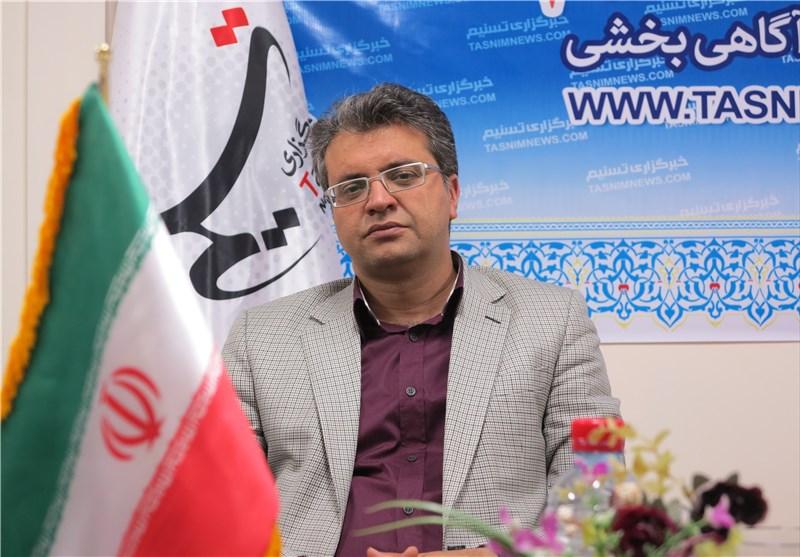 علی دلخروشان رئیس مرکز مدیریت حوادث و فوریت های پزشکی خراسان جنوبی