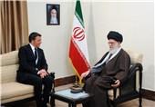 نخستوزیر ایتالیا با امام خامنهای دیدار کرد