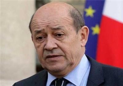 سفر وزیر خارجه فرانسه به ایران و روسیه با محور سوریه