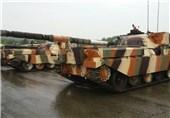 تانک چیفتن بهینهسازی شد/ رونمایی از سامانه پدافند هوایی بهمن 57 + عکس