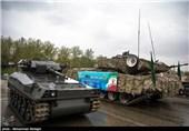 دستاوردهای نیروی زمینی ارتش