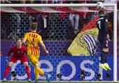 اتلتیکو مادرید با شکست بارسلونا صعود کرد/ بایرن مونیخ هم به نیمه نهایی رسید