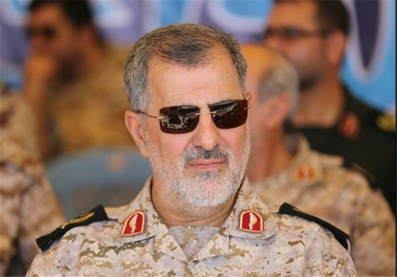 IRGC's Advanced Rockets Successfully Test-Fired in Military Drills: Commander