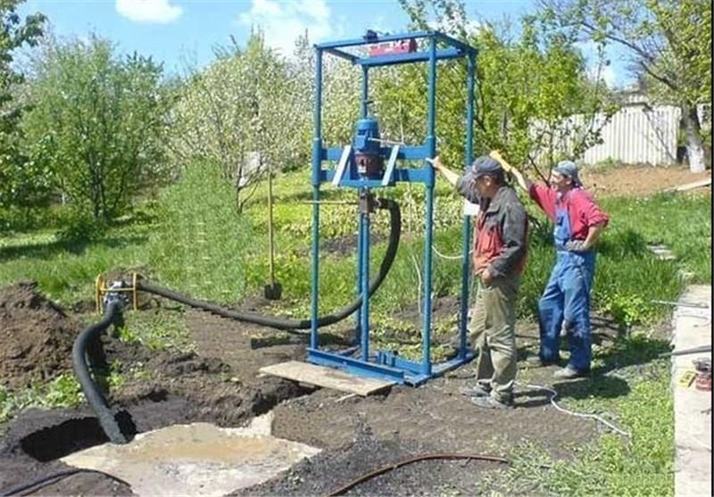 هزینه حفر چاه کشاورزی