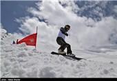 مسابقات بینالمللی اسنوبرد - دیزین