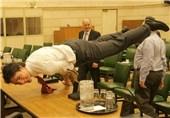 نخست وزیر کانادا ورزشکارترین سیاستمدار دنیا + تصاویر
