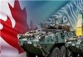 کینیڈا کا سعودی عرب سے ہتھیاروں کا معاہدہ ختم کرنے کا امکان