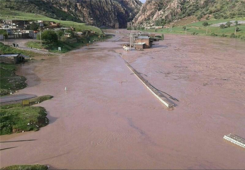 لرستان|شهرستان دورود 54 روز پس از سیل؛ سیلزدگانی که رها شدند+ تصاویر