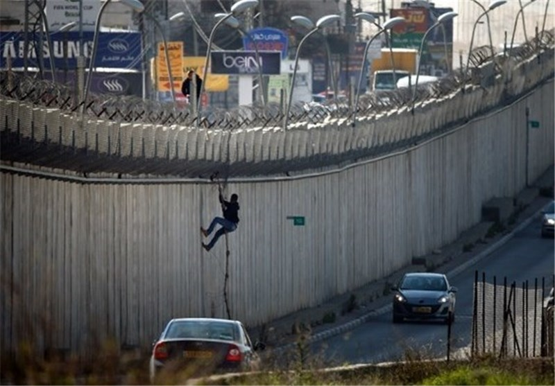 EU 'Deeply Concerned' by New Phase of Israel Separation Wall
