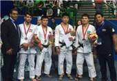 سهمیه سوم المپیک برای جودوی ایران بدست آمد