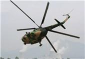 طالبان یک بالگرد روسی ارتش افغانستان را هدف قرار داد