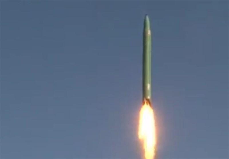 گزارش| بکارگیری موشکهای قیام در عملیات شهید سلیمانی