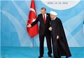 Iran's President in Ankara for Official Visit
