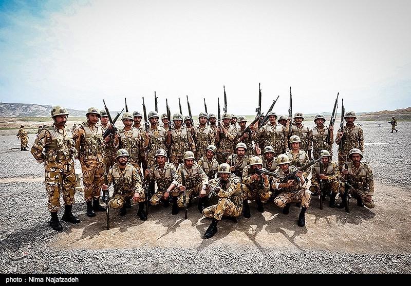 بدنه ارتش از مومنترین نیروهای انقلاب اسلامی تشکیل شده است