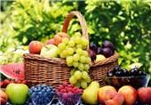 غذا میوه