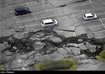 زلزال جدید یضرب الیابان