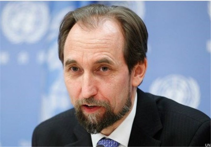 زید رعد الحسین، کمیسر عالی حقوق بشر سازمان ملل متحد