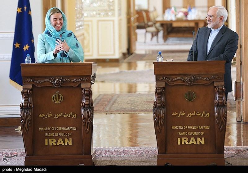Iranians Should Sense JCPOA Results: Zarif