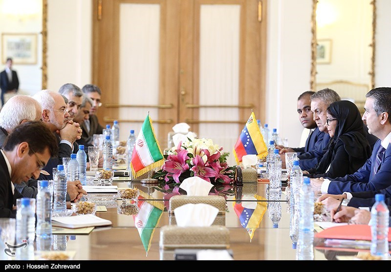 Iran, Venezuela Keen to Promote Cooperation