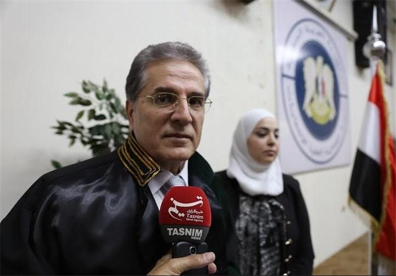 رئیس کمیته عالی انتخابات سوریه