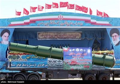 مراسم رژه روز ارتش (2)
