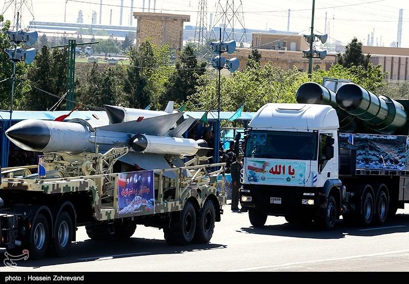تجهیزات نمایشدادهشده در مراسم رژه روز ارتش + اسامی ,