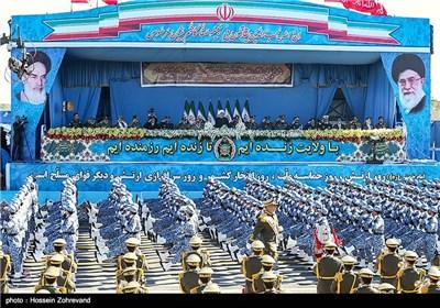 مراسم رژه روز ارتش (3)