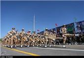 Military Parade Held in Tehran to Celebrate Army Day
