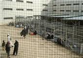 افزایش تعداد زندانیان در بگرام به بیش از 4 هزار نفر/ 141 زندانی خارجی در این زندان