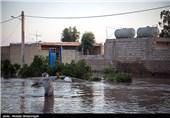 یکسال گذشت اما خبری از پرداخت خسارت سیلزدگان خوزستانی نیست + تصاویر