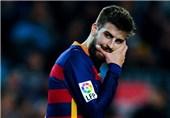 درگیری پیکه با بازیکن رئال مادرید پس از قهرمانی بارسا