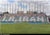 زمین شماره یک آکادمی ملی فوتبال، کمپ تیمهای ملی