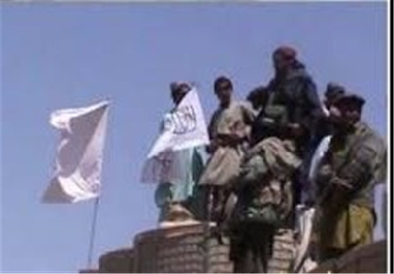 طالبان در قلعه زال