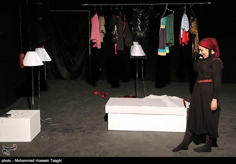 تئاتر روز عزیز مرده - مشهد