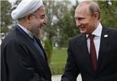 پوتین و روحانی تلفنی درباره توافق آتشبس در سوریه گفتوگو کردند