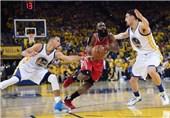 گلدن استیت NBA هیوستون راکتس