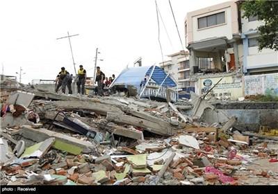 الاکوادور بعد الزلزال