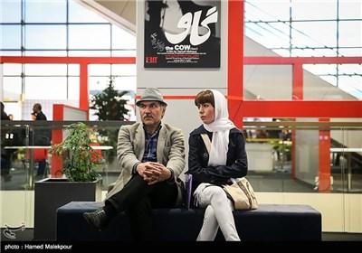مهدی میامی در سی و چهارمین جشنواره جهانی فیلم فجر - پردیس چارسو